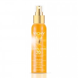 CAPITAL SOLEIL HUILE SOLAIRE SPF20 125ML