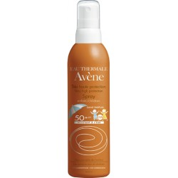 SPRAY SPF 50+ ENFANT 200ML
