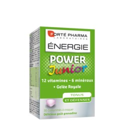 ENERGIE POWER JUNIOR 30 COMPRIMES