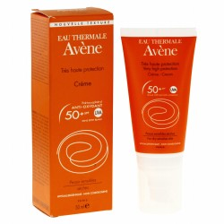 CREME 50+ TRES HAUTE PROTECTION 50ML